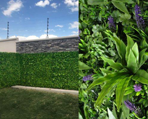 Muros Verdes 3D Querétaro